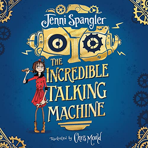 The Incredible Talking Machine cover art