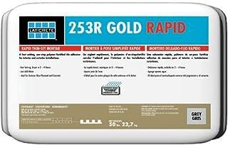 LATICRETE 253R GOLD RAPID 25LB WHITE by Laticrete