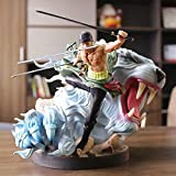 Pirate/One Piece Zoro Tiger Hunter Zoro Roronoa Zoro POP Zoro DX Figure