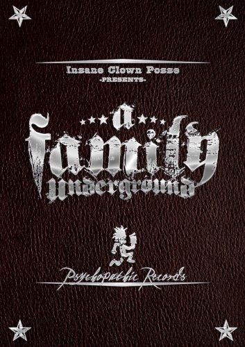 Icp (Insane Clown Posse) - Family Underground