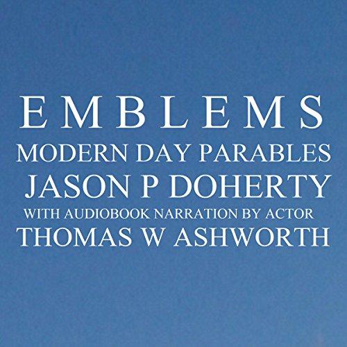Emblems audiobook cover art