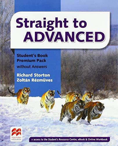 Straight to advanced. Student's book. Premium pack-key. Per le Scuole superiori