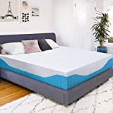 Best memory foam mattress - PrimaSleep Multi-Layered I-Gel Infused Memory Foam Mattress, King Review