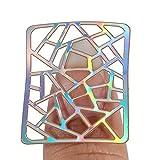Calcomanías de PVC para uñas, pegatinas para decoración de uñas, calcomanía de manicu...