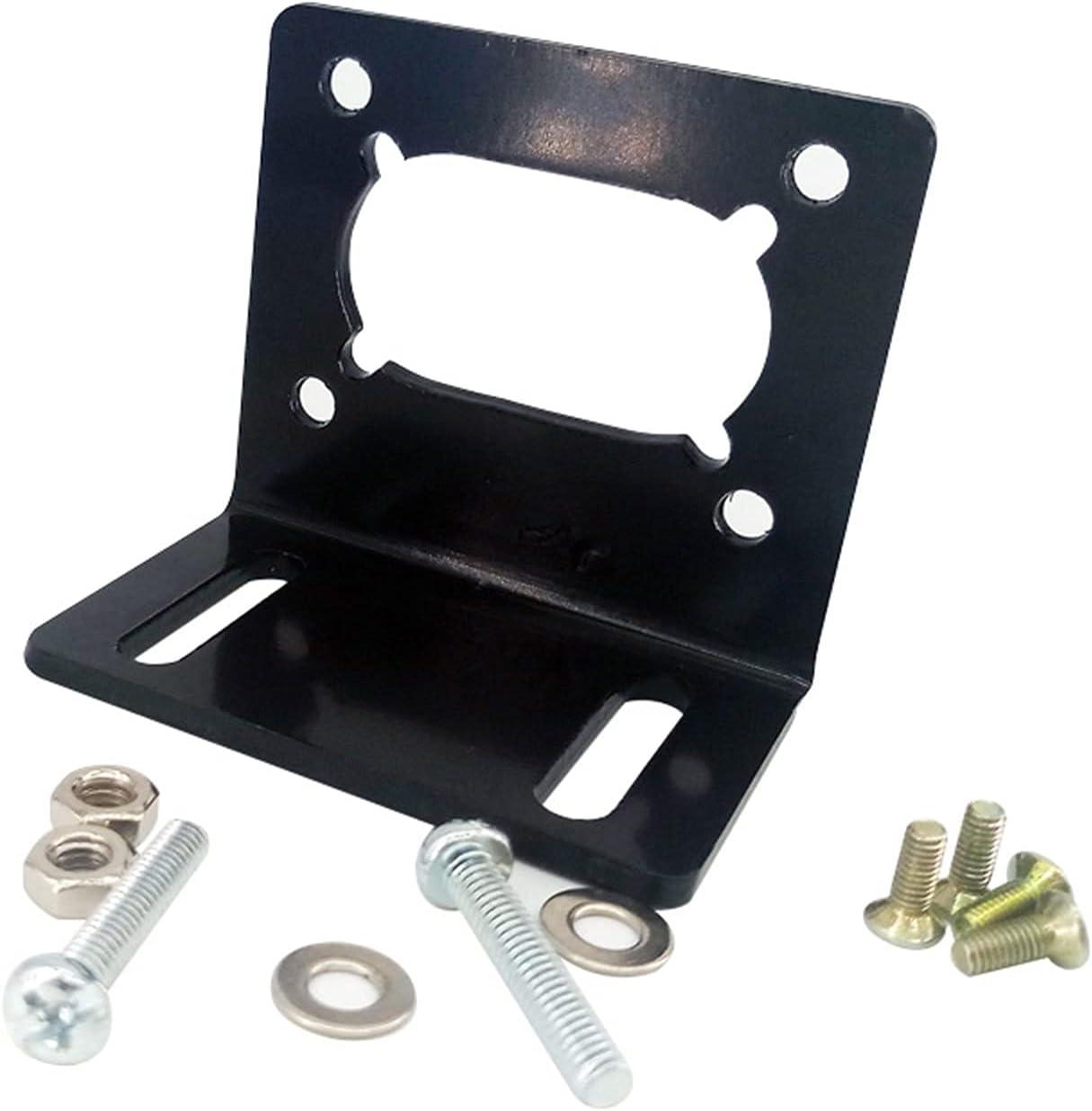 Bracket bracket Worm motor L Fashion Mounting base Metal Shaped Limited price