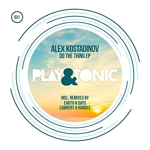 Alex Kostadinov