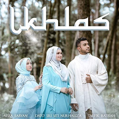 Dato' Sri Siti Nurhaliza, Nissa Sabyan & Taufik Batisah