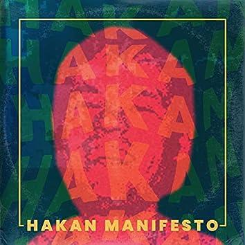 Hakan Manifesto