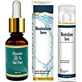 Cosmoderm 35% Skin Glycolic Hydrating Glow Gel Peel