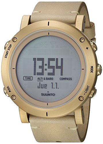 Suunto Essential Gold Color watch SS021214000 1