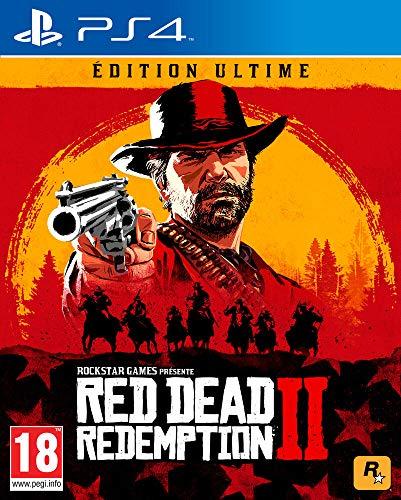 Red Dead Redemption 2 Ultimate Edition Ps4 - PlayStation 4 [Importación francesa]