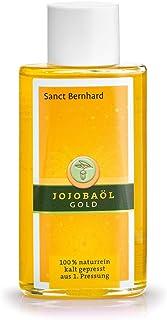 Sanct Bernhard Jojobaöl Gold kaltgepresst LSF 6, Inhalt 100 ml