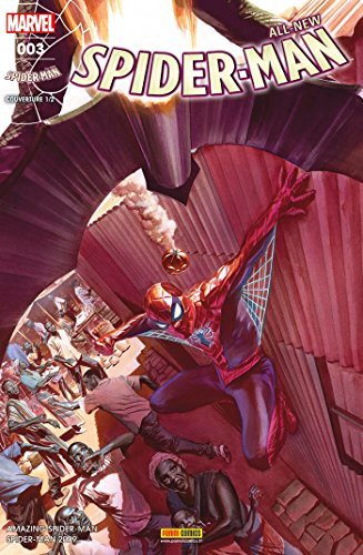 All-new spider-man n° 3 (couverture 1/2)