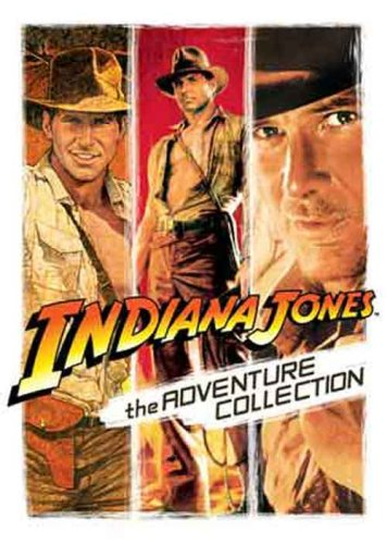 Indiana Jones - the Complete Trilogy. [UK Import]