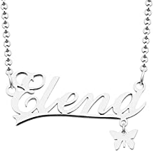 Best elena necklace sterling silver Reviews