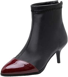 BalaMasa Womens ABS13962 Pu Boots