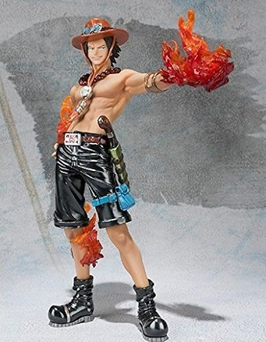 Figurine 'One Piece Zero' - Portugase Ace