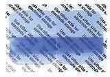 Promed etiqueta Gel Pads para Carbon útil, 40x 40mm, 10unidades, gel de electrodos para útil electrodos TENS EMS, electroestimulación, reutilizable