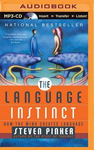 The Language Instinct: How the Mind Creates Languageの詳細を見る