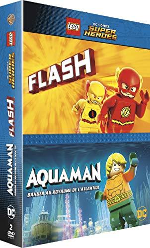 Les films Lego DC Comics : Aquaman + The Flash [Francia] [DVD]