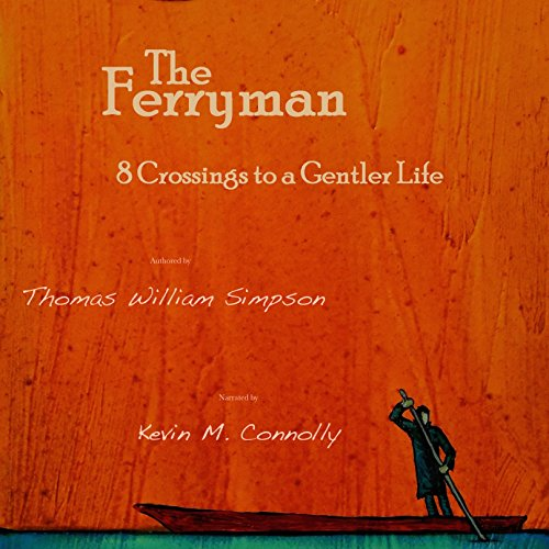 The Ferryman audiobook cover art
