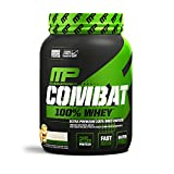 MusclePharm 100% Whey Protein, Muscle-Building Whey Protein Powder, Cookies 'N' Cream, 2 Pounds, 29 Servings
