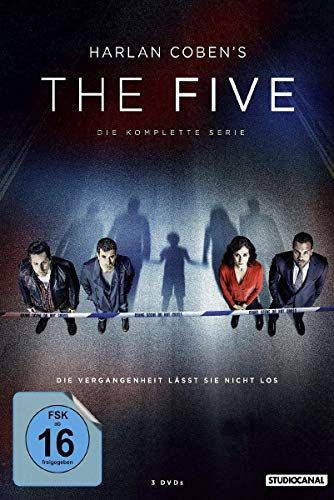 The Five - Die komplette Serie [3 DVDs]
