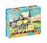 PLAYMOBIL Playmobil-9475 Spirit Casa de Lucky, Multicolor (9475)