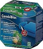 JBL CombiBloc 60159, Set mit Vorfiltereinsätzen und Filterschaum für Filter CristalProfi e 400/700/900