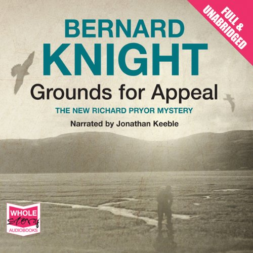 Grounds for Appeal audiobook cover art