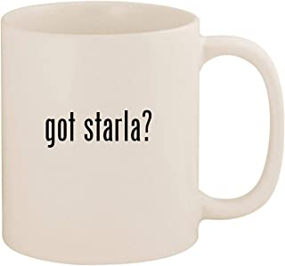 got starla? - 11oz Ceramic Coffee Mug Cup, White