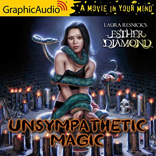 Unsympathetic Magic  By  cover art