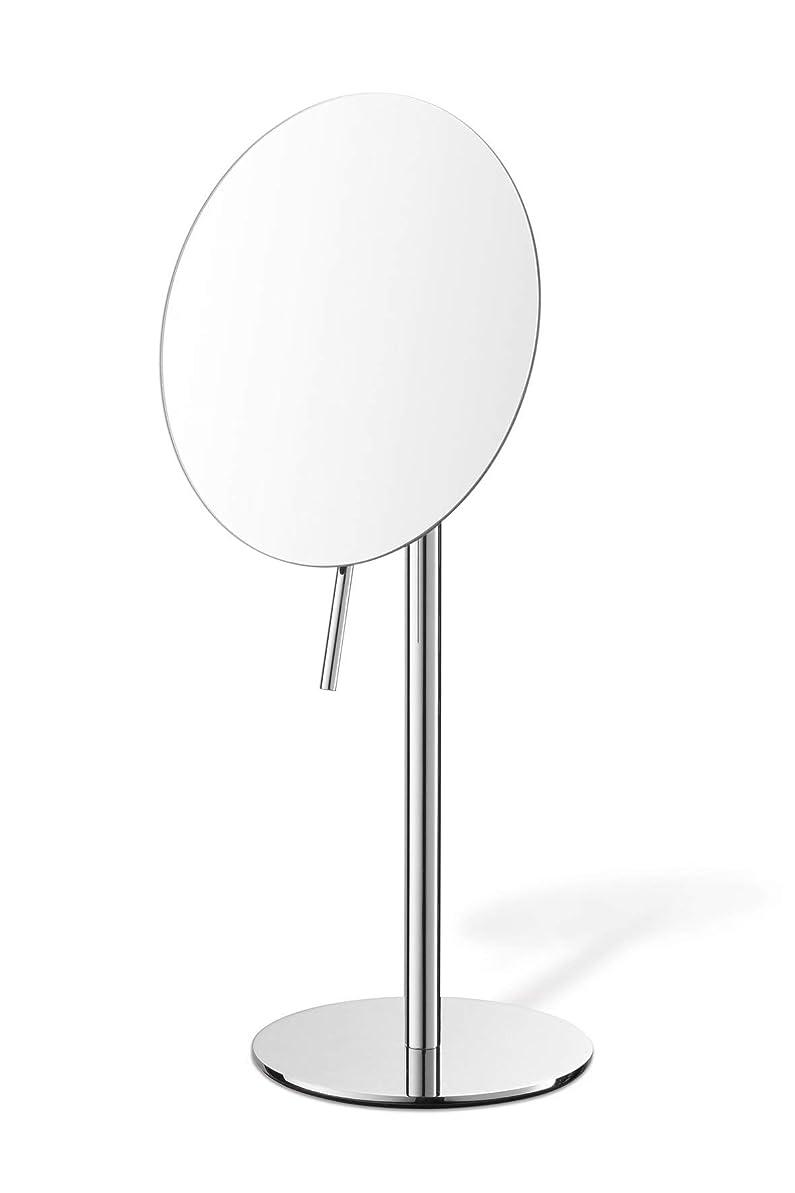 ロードされたレーダー子犬ZACK|ツァック 40075 AVIO cosmetic mirror, round, 5X zoom コスメティックミラー(5倍拡大鏡)