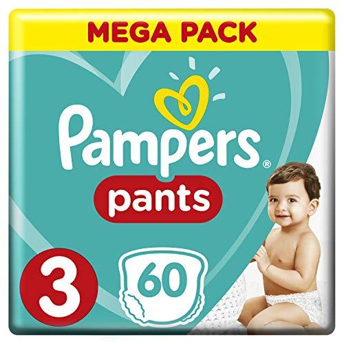 Pampers - Die Schlicker ActivePants 3 Midi Jumbo-Pack 60 Stück