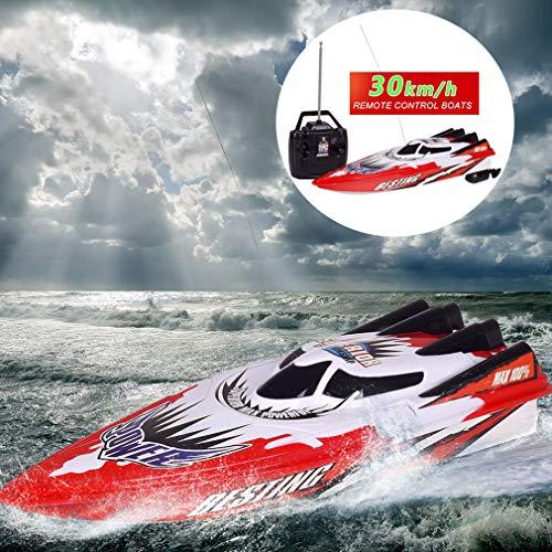 MEILINL RC Boat 30KM / H Control Remoto Barco Radio Control Remoto...