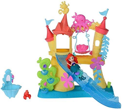 ディズニープリンセス リトルキングダム アリエルの海のお城