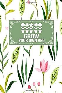 Best grow your own veg journal Reviews