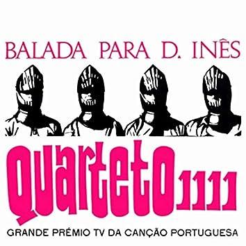 Balada para D. Inês (Grande Prémio TV da Canção Portuguesa)