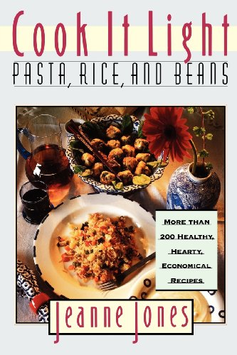 COOK IT LIGHT PASTA RICE & BEANS