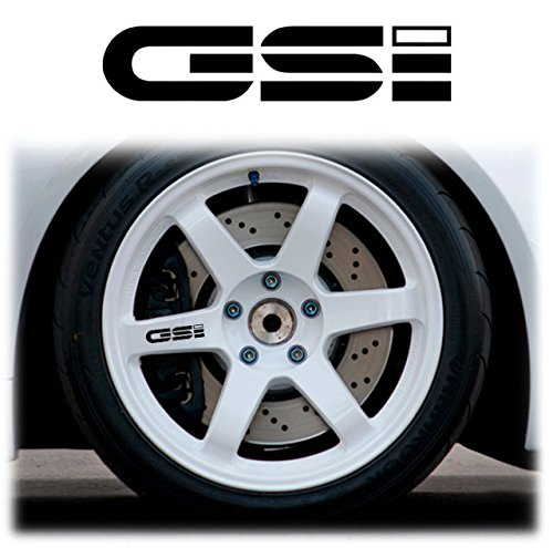 OPEL / VAUXHALL GSI ALLOY 4 x Felgenaufkleber Felgen Aufkleber WHEELS STICKERS DECALS GRAPHICS x4