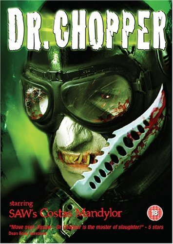 MVM ENTERTAINMENT LTD Dr. Chopper [DVD]