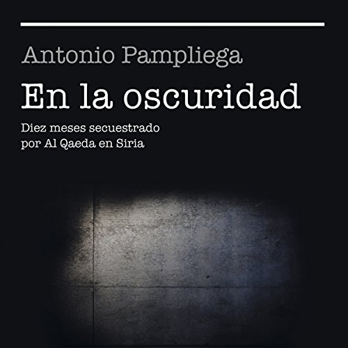 En la oscuridad audiobook cover art