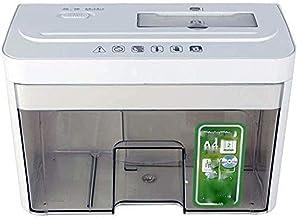 $399 » SPNEC ATYTY Office Paper Shredder - Desktop Mini Mute Confidential A4 Paper Shredder Level