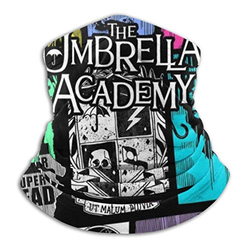 Shotngwu The Umbrella Academy GTA Face Bandana Bandanas für Staub, Outdoor, Festivals, Sport