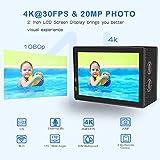 Zoom IMG-1 yolansin action cam 4k fotocamera