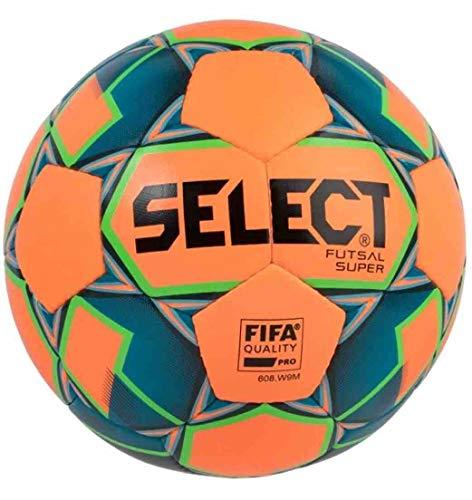 Select Super Ball, Erwachsene, Unisex, Orange/Blau, offizielle Größe