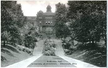 Photo Reprint McMicken Hall, University of Cincinnati, Cincinnati, Ohio