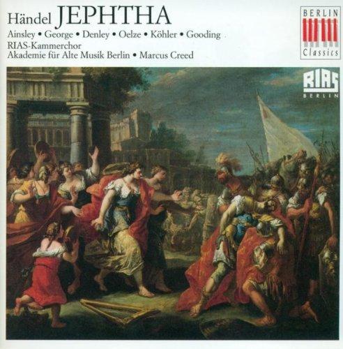 Jephtha, HWV 70: Act III Scene 2: Air: Laud her, all ye virgin train (Zebul)