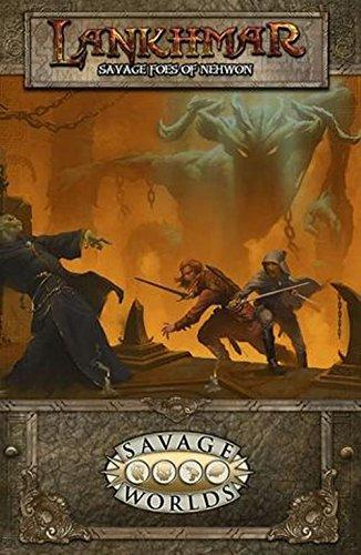 Lankhmar: Savage Foes of Nehwon (Hardcover)(S2p11004LE)