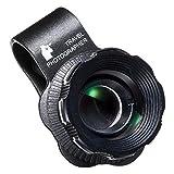 サンワダイレクト iPhone・スマホカメラ望遠レンズキット クリップ式 iPhone7/6s/6sPlus対応 400-CAM040